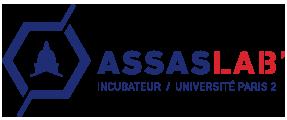 Logo Incubateur Assas Lab